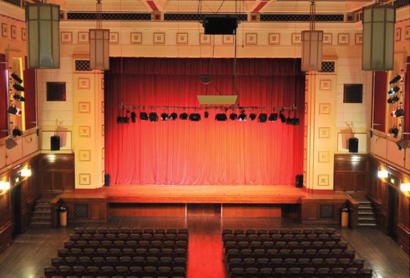 Ellesmere Port Civic Hall