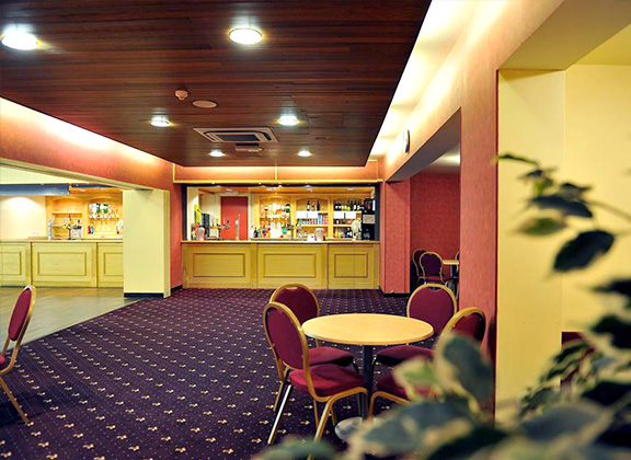 The Civic Suite and Lounge bar