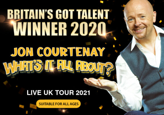 Jon Courtenay – What's It All About?