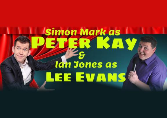 Comedy Tribute Night – Peter Kay & Lee Evans