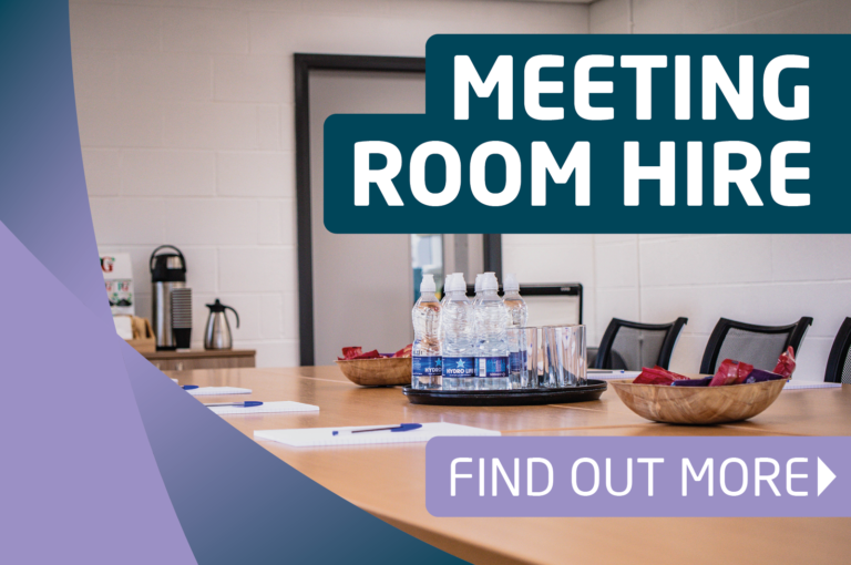 Meet together in one of our spaces