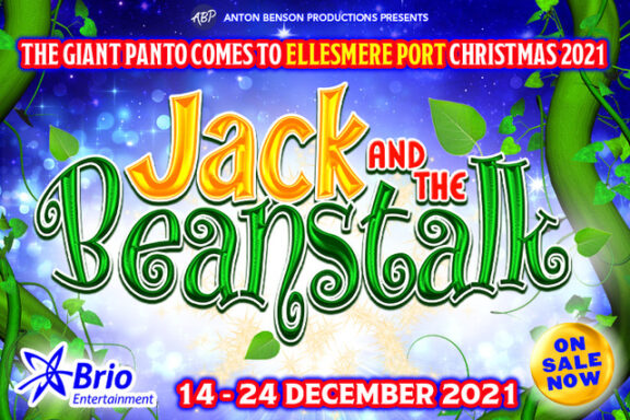 Crissy Rock to star in our Ellesmere Port Civic Hall pantomime this December!