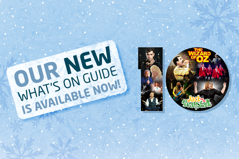NEW What's On Guide