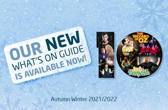 New season, new What's On Guide!